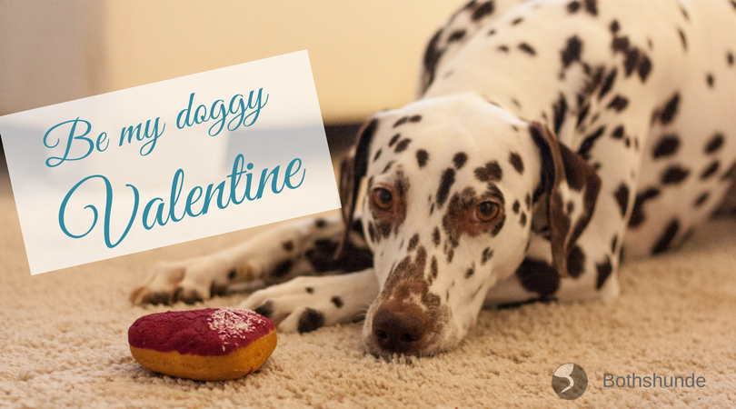 Be my doggy Valentine