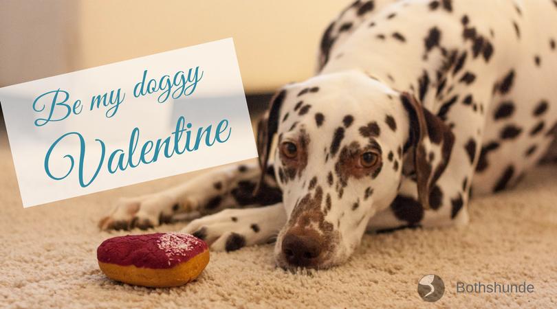Be my doggy Valentine
